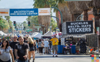 Coachella Valley's American Heat Motorcycle Rally in Full Rumble!