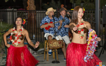 Aloha, Modernism Week: a Modern Beach Party with a Twist of Elvis!
