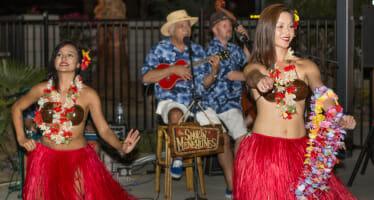 Aloha, Modernism Week: a Modern Beach Party with a Twist of Elvis!
