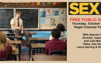 """The Palm Springs International Film Society Announces """"First Features"""", A Program of Free Public Screenings"""