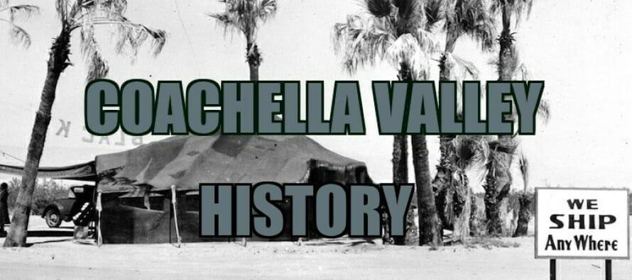 Coachella Valley History – Hepburn & Husband, Mel Ferrer