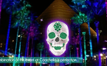 Dia de Los Muertos Comes to the Coachella Valley