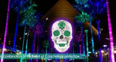 Dia de Los Muertos USA Festival Comes to Coachella