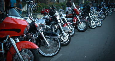 Hundreds of Motorcycles Expected for Palm Springs American Heat® Motorcycle Rally