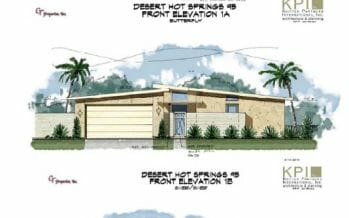 Valley Vibe  – DHS to be home to the largest Mid-Century residential development