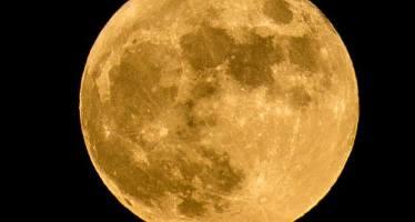 Coachella Valley's Full Moon
