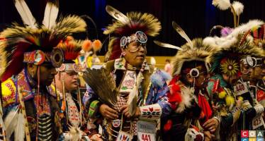Spotlight 29 Casino Annual Pow Wow Winter Gathering