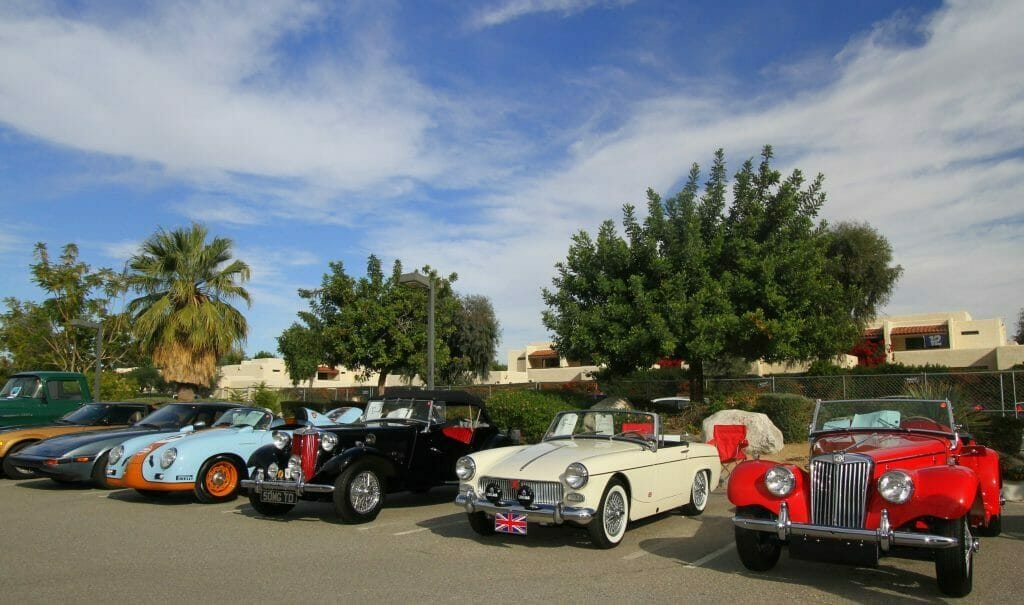 Nearly 600 Cars Auctioned - 57th McCormick\'s Palm Springs Collector ...