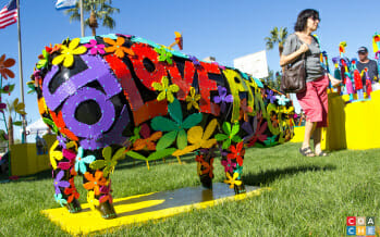 14th Annual Rancho Mirage Art Affair Highlights