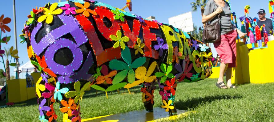 14th Annual Rancho Mirage Art Affair Highlights