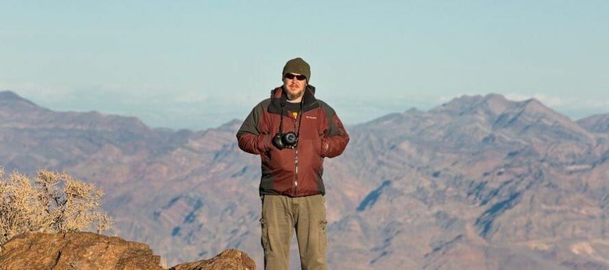 DEATH VALLEY JIM; A TESTAMENT TO THE GOOD LIFE
