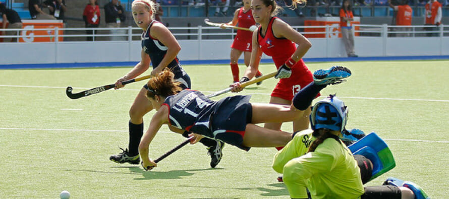 National Field Hockey Festival Comes to the Coachella Valley