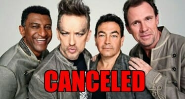 """""""Culture Club"""" Cancels Tour, Agua Caliente Will Issue Full Refunds to Ticket Holders"""