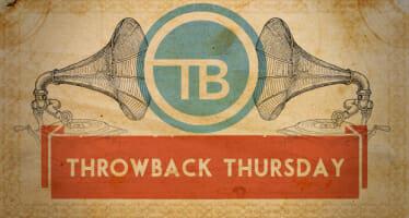 Throwback Thursday!