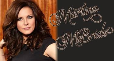 SPOTLIGHT 29 CASINO PROUDLY PRESENTS  COUNTRY SUPERSTAR MARTINA MCBRIDE: THE EVERLASTING TOUR