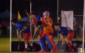 Polo Fields sees 10,000 arrive for 2014 USA Field Hockey Festival Thanksgiving Weekend