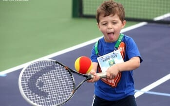 BNP PARIBAS OPEN COMMENCES HOLIDAY TICKET PROMOTION TO BENEFIT NATIONAL JUNIOR TENNIS & LEARNING NETWORK OF THE COACHELLA VALLEY