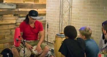 A Grammy worthy Educational Event with Daniel de los Reyes