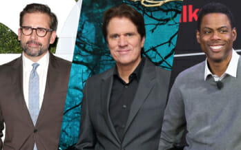 """VARIETY TO HONOR STEVE CARELL, ROB MARSHALL, CHRIS ROCK AND """"10 DIRECTORS TO WATCH"""" AT 2015 PALM SPRINGS INTERNATIONAL FILM FESTIVAL"""