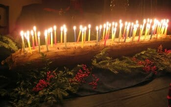 Do you know The History of the Yule Log?