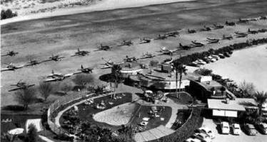 Rancho Las Palmas was once home to a fly in airport and hotel – Rancho Mirage History
