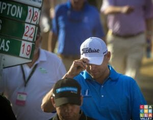 Bill Haas weathers the storm and goes -22 to take the lead and go on to win the Humana Challenge 15'