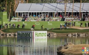 Humana Challenge 15' at PGA West, La Quinta, CA