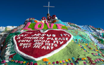 Salvation Mountain – A Potential Environmental Nightmare Lying in Wait?