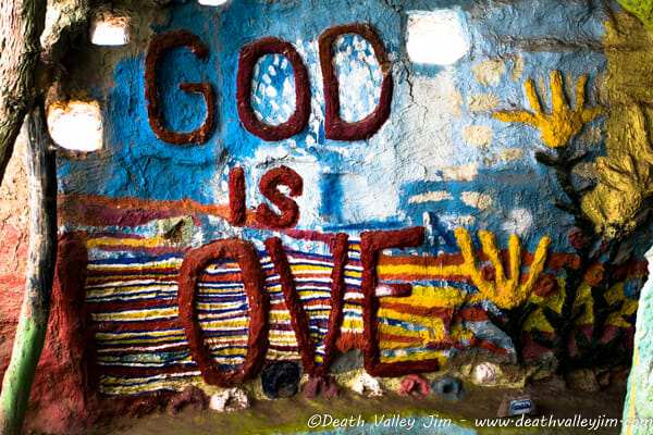 """God is Love"""