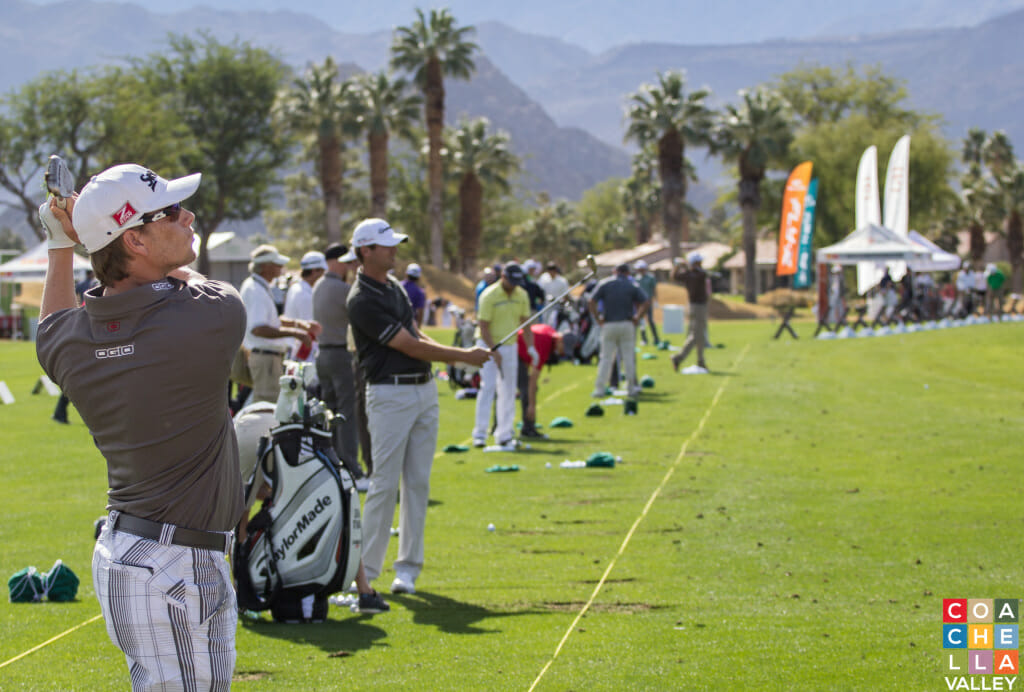 Humana Challenge 15' Day 1 Practice from Monday, January 19, 2015 - Photo by Jim Civello/CoachellaValley.com