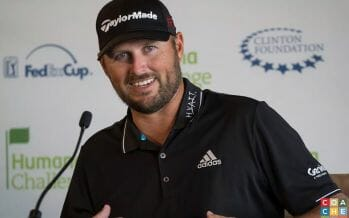 After hip replacement in July 14′, Blake Adams stormed the castle at Humana