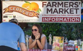 Certified Farmers Market Palm Desert