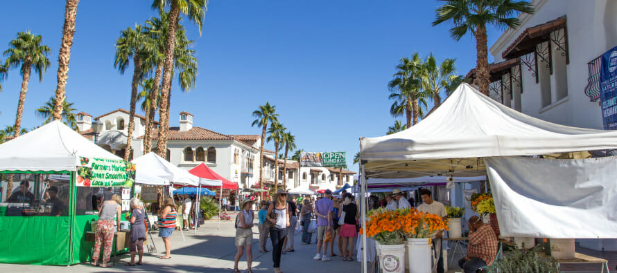 Humana Day at the La Quinta Certified Farmers Market