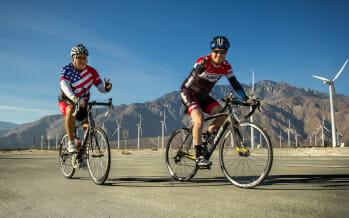 Coachella Valley's 17th Annual Tour de Palm Springs