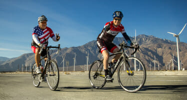 Coachella Valley's 17th Annual Tour de Palm Springs