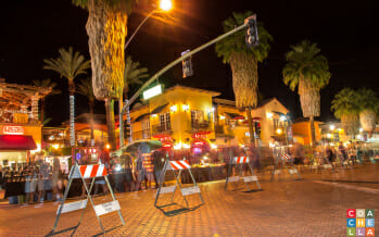 Thursday Night Palm Springs VilliageFest Photo Walk