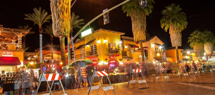 Thursday Night Palm Springs VilliageFest Photo Walk