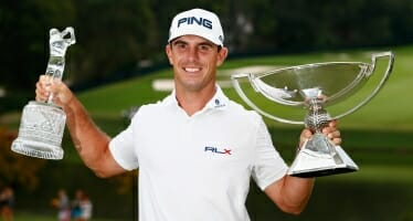 Q & A with reigning PGA TOUR FedExCup champion Billy Horschel