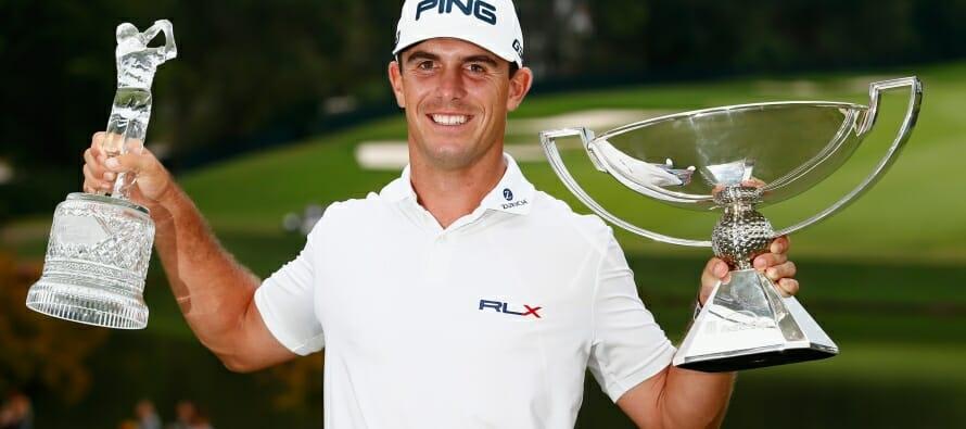 Q & A with reigning PGA TOUR FedExCup champion Billy Horschel