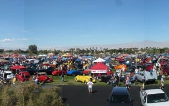 "DESERT CANCER FOUNDATION SEEKS VOLUNTEERS FOR COACHELLA VALLEY""S DR. GEORGE CAR SHOW"