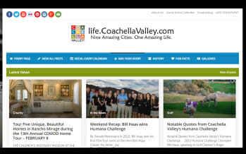 What's Happening Coachella Valley?