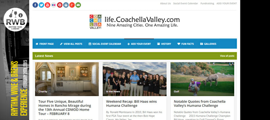 What's Happening Coachella Valley?
