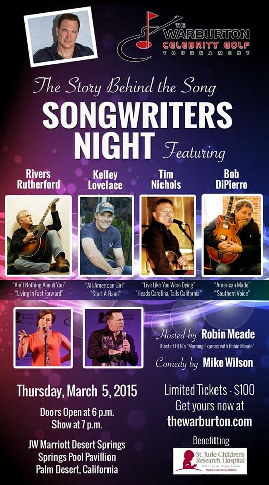 Songwriters Night 2015