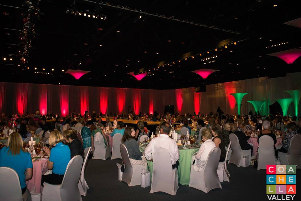 Frank Sinatra Celebrity Golf Tournament Fashion Show & Luncheon