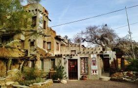 Coachella Valley Gem: Cabot's Pueblo Museum