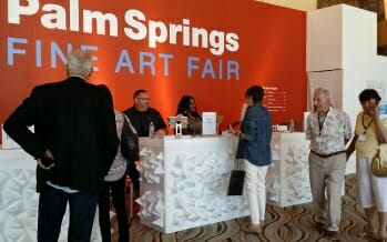 Palm Springs Fine Art Fair, Modernism Week turn the Coachella Valley into a cultural mecca