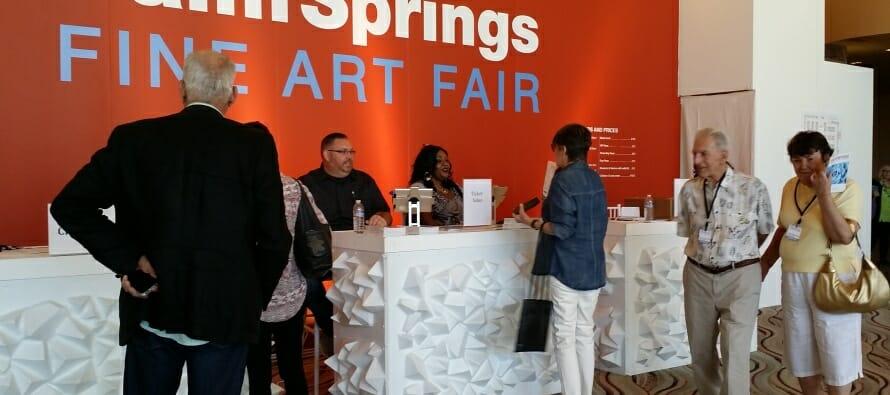 Palm Springs Fine Art Fair, Modernism Week turn the Coachella Valley into a cultural mecca