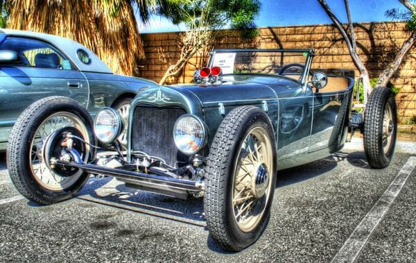 58th Photo courtesy McCormick's Palm Springs Collector Car Auctions. Photo by Spencer Baker