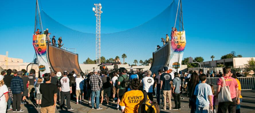 Coachella Valley's El Gato Skateboard Classic