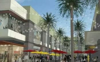 Downtown Palm Springs Redevelopment Project signs first major tenant, construction to begin in a little more than a week.